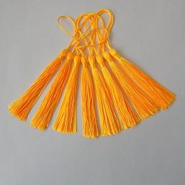 hm-2129. Кисточка, цвет желтый. 50 шт., 8 руб/шт