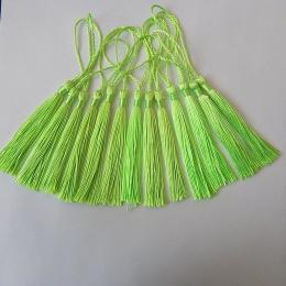hm-2130. Кисточка, цвет светло-зеленый. 50 шт., 8 руб/шт