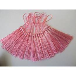 hm-2141. Кисточка, цвет  светло-розовый. 50 шт., 8 руб/шт