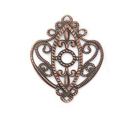 hm-2216. Декор, цвет бронза.
