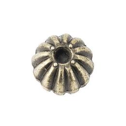 hm-2284. Ножка, цвет античная бронза. 48 шт., 26 руб/шт