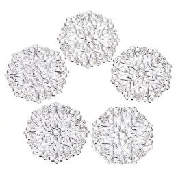 hm-2415. Декоративный элемент, серебро. 5 шт., 17 руб/шт