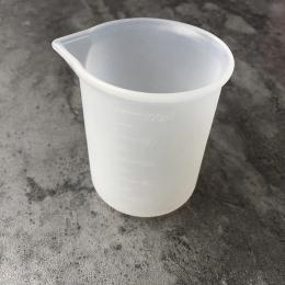 hm-2468. Силиконовый мерный  стаканчик 100 мл