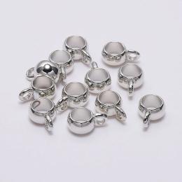 hm-2496. Бейл, цвет серебро. 5 шт., 10 руб/шт.