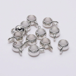 hm-2496. Бейл, цвет серебро.