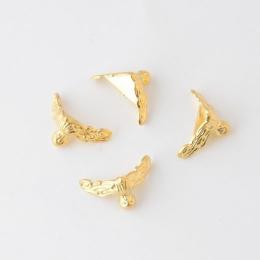 hm-834. Ножка на шкатулку, цвет золото. 12 шт., 30 руб/шт