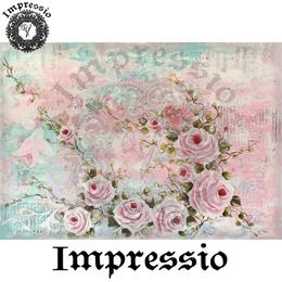 17260. Декупажная карта Impressio, плотность 45 г/м2