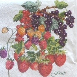 24143. Летние фрукты. 10 шт., 8 руб/шт