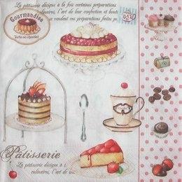 20021. Французские сладости