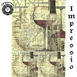 15785. Декупажная карта Impressio, плотность 45 г/м2