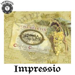 16104. Декупажная карта Impressio, плотность 45 г/м2