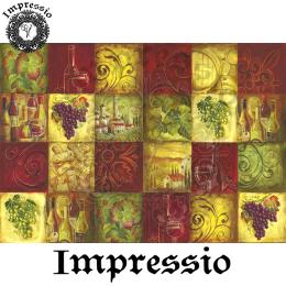16110. Декупажная карта Impressio, плотность 45 г/м2