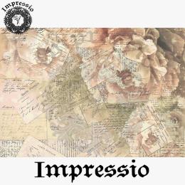 16244. Декупажная карта Impressio, плотность 45 г/м2
