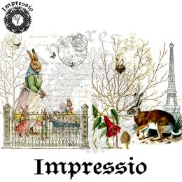 16397. Декупажная карта Impressio, плотность 45 г/м2