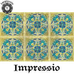 16430. Декупажная карта Impressio, плотность 45 г/м2