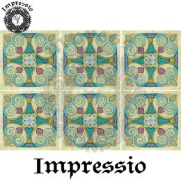 16432. Декупажная карта Impressio, плотность 45 г/м2