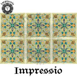 16434. Декупажная карта Impressio, плотность 45 г/м2