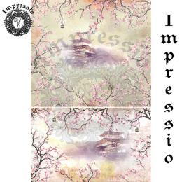 16471. Декупажная карта Impressio, плотность 45 г/м2