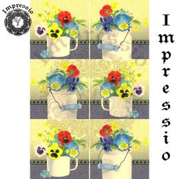 16478. Декупажная карта Impressio, плотность 45 г/м2