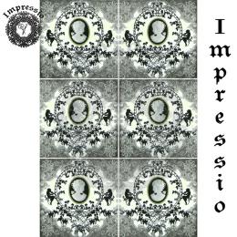 16586. Декупажная карта Impressio, плотность 45 г/м2