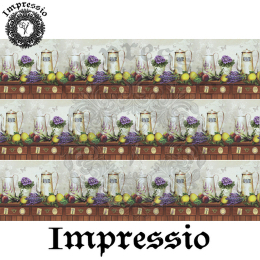 16590. Декупажная карта Impressio, плотность 45 г/м2