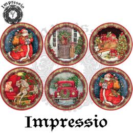 16757. Декупажная карта Impressio, плотность 45 г/м2