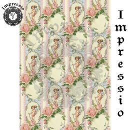 16854. Декупажная карта Impressio, плотность 45 г/м2