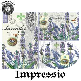 16861. Декупажная карта Impressio, плотность 45 г/м2