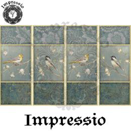 16964. Декупажная карта Impressio, плотность 45 г/м2
