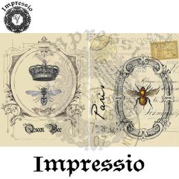 16970. Декупажная карта Impressio, плотность 45 г/м2