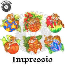 17069. Декупажная карта Impressio, плотность 45 г/м2