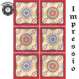 17364. Декупажная карта Impressio, плотность 45 г/м2