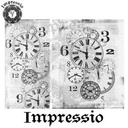216671. Рисовая декупажная карта Impressio. 25 г/м2