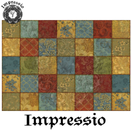 217357. Рисовая декупажная карта Impressio, 25 г/м2